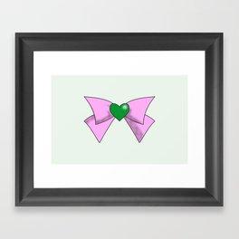 Super Sailor Jupiter Framed Art Print