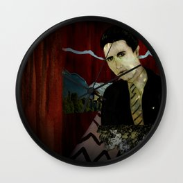 I'll See You Again In 25 Years, Agent Cooper. Wall Clock