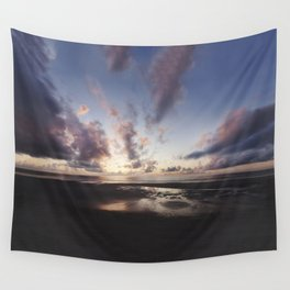 Sunrise over the Beach Wall Tapestry