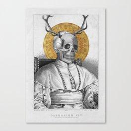 Pater Nostrum Canvas Print