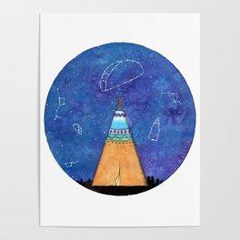 Sriracha Sky Poster