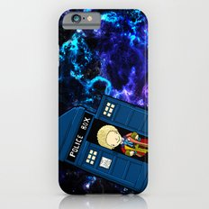 Tardis in space Doctor Who 6 iPhone 6s Slim Case