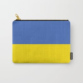 Ukraine country flag Carry-All Pouch