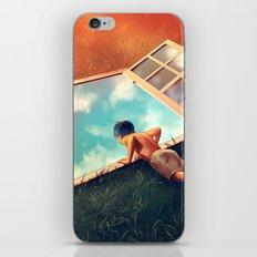 Sweet Vertigo iPhone & iPod Skin