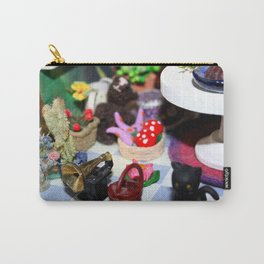 Room Of The Green Witch Carry-All Pouch