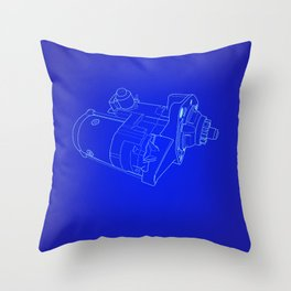 Blueprint: Starter Throw Pillow