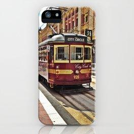 Tram iPhone Case