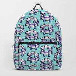 Benzene Molecule Organic Chemistry Pattern Backpack