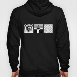 Lost in the pattern Hoody