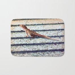 The Lizard Bath Mat