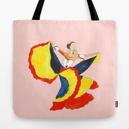 Cumbia (Latinx Heritage Month Series) Tote Bag