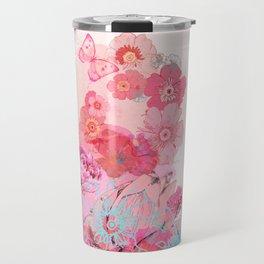 Pluie de Fleurs Travel Mug