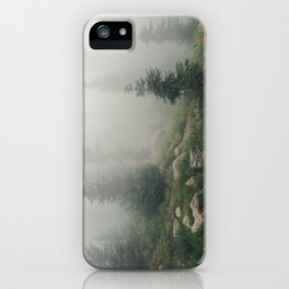 Mt Hood National Forest iPhone Case
