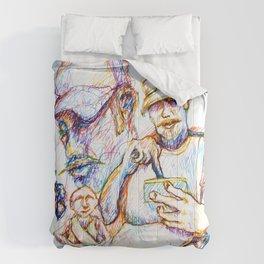 Commuter Composite Comforters