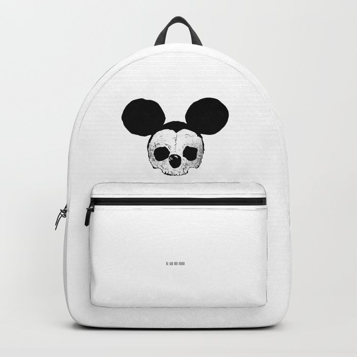Dead Mickey Mouse Backpack