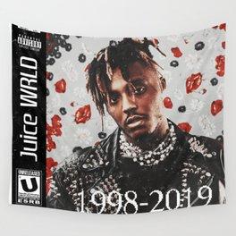 Juice WRLD (1998-2019) Wall Tapestry