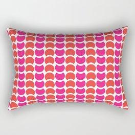 HobNobFucshia Rectangular Pillow