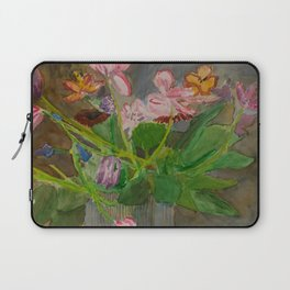 Felicity House Arrangement Laptop Sleeve