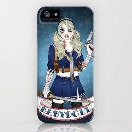 Babydoll iPhone Case