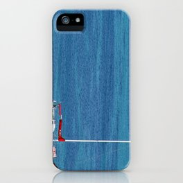 Tranquilo iPhone Case