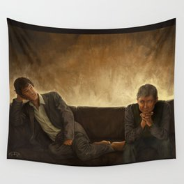 When you say nothing at all Wall Tapestry