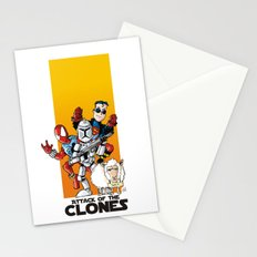 Clones Stationery Cards