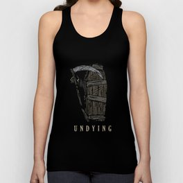 Undying Unisex Tank Top