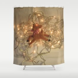 BAMBIZZLE Shower Curtain