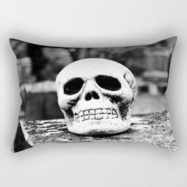 Graveyard horror Rectangular Pillow