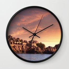 Aswan Wall Clock