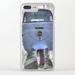 Lambretta Arcelik Lambro 200 Clear iPhone Case