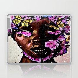 CHILD OF FLOWER Laptop & iPad Skin
