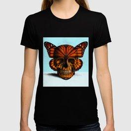 SKULL (MONARCH BUTTERFLY) T-shirt