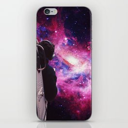 The Great Voyage iPhone Skin