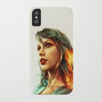 sun iPhone & iPod Cases featuring When the Sun Came Up by Alice X. Zhang