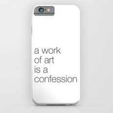 work of art iPhone 6s Slim Case