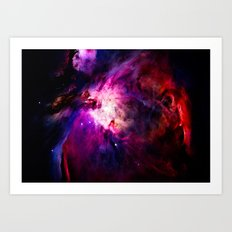 Galaxy Quest Art Print