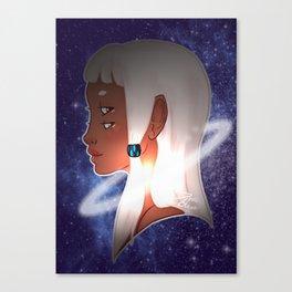 Zoey Canvas Print