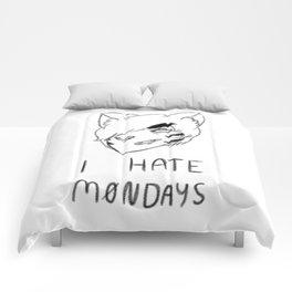 Anime Garfield Comforters