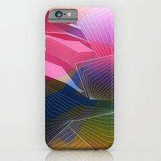 Landscape in Pink Slim Case iPhone 6s