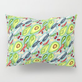 Mexican Chef's Kitchen  Pillow Sham