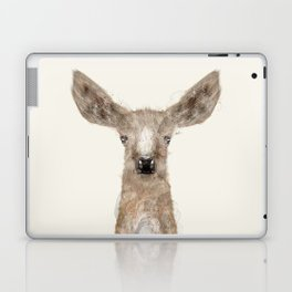 little deer fawn Laptop & iPad Skin