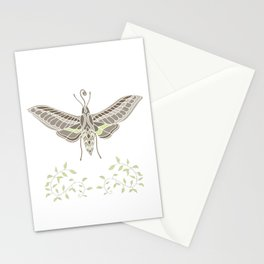 Hummingbird Hawk-Moth Stationery Cards