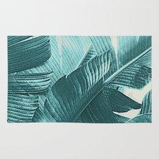Banana Palm Rug