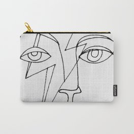 Bowie Picasso Carry-All Pouch