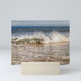 Beach Wave Mini Art Print