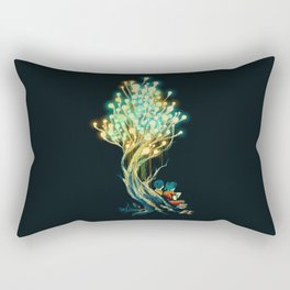 ElectriciTree Rectangular Pillow