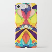 poetry iPhone & iPod Cases featuring Poetry Geometry by Anai Greog