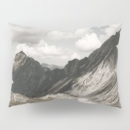 Cathedrals - Landscape Photography Pillow Sham