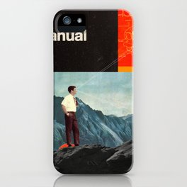 The Manual iPhone Case